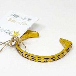 Noonday Collection Horseshoe Cuff Bracelet